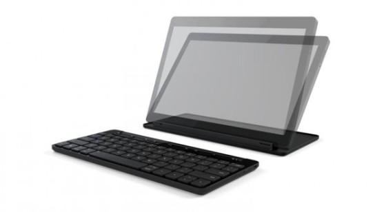 适合所有平台 微软发布平板专用键盘