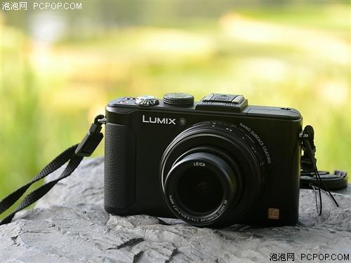 高性能便携卡片相机松下LX7售价1999