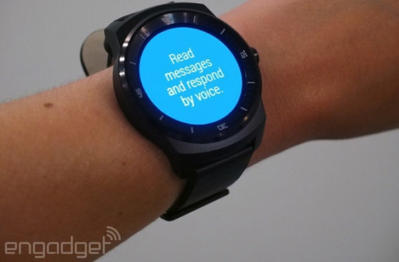 别着急 LG即将推出3G版智能手表GWatch