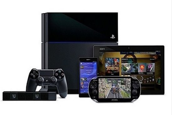 新款索尼PS4更新新部件