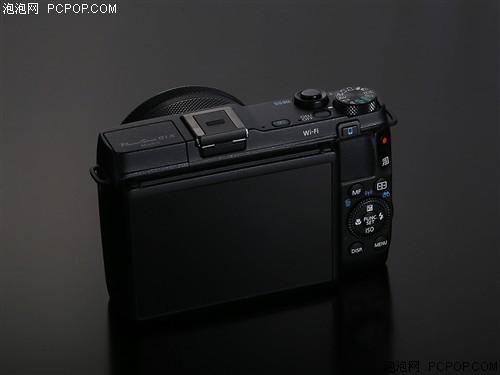 高性能卡片相机佳能G1XMarkII售4300