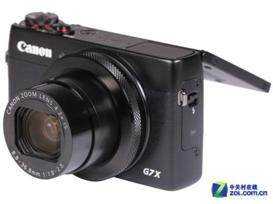 便携专业 佳能G7X广州仅售3699元