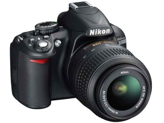 入门单反好选择尼康D3100双镜头4199元