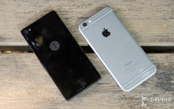 情怀与情结对话 锤子手机对比iPhone 6第1张图