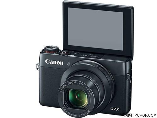 1英寸传感器佳能数码相机G7X售3999元