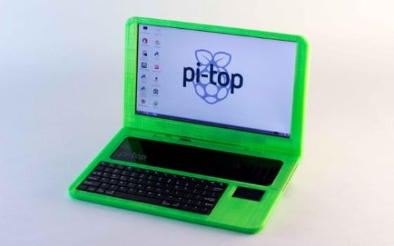 套件180英镑 全球首款3D打印笔记本亮相
