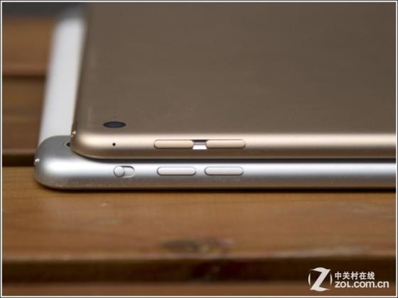 前进动力不足? iPad Air两代产品对比