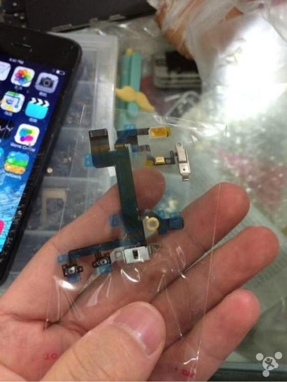 触目惊心!华强北小哥5c暴改iPhone 5s
