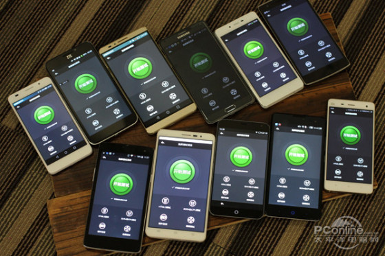 谁是年度最佳12款手机续航能力对比测试
