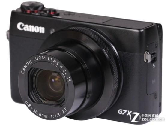 更精确对焦佳能G7X相机售价3199元