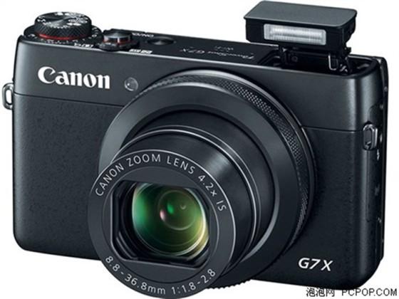 价格降不少佳能数码相机G7X售3449元