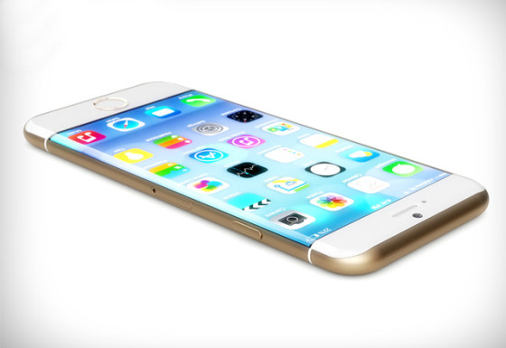 学三星?未来iPhone可能配备柔性侧面屏