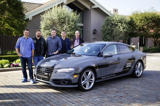 十位汽车界高管谈苹果汽车:欢迎 欢迎!