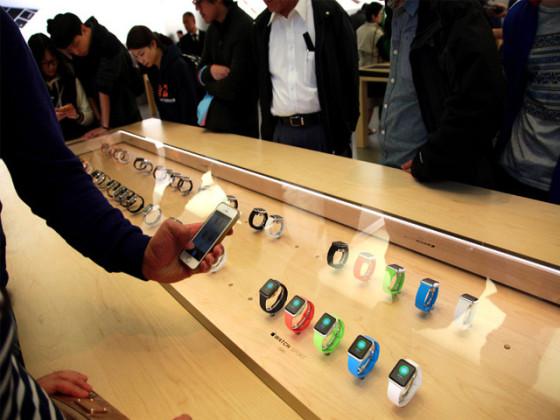 分析称苹果手表预订量230万 多是运动版
