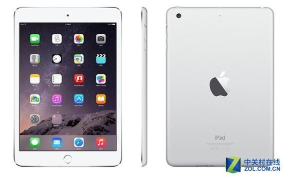 6.1mm轻薄机身 苹果iPad Air 2超值3388