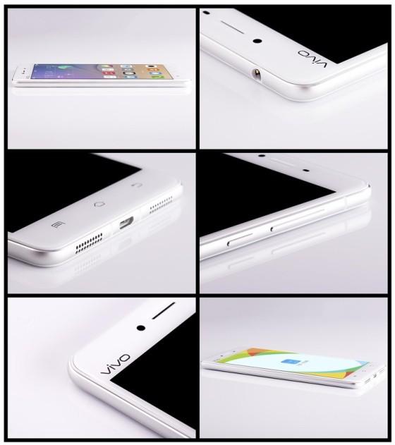 手品级的细节手机vivoX5Pro双色图集
