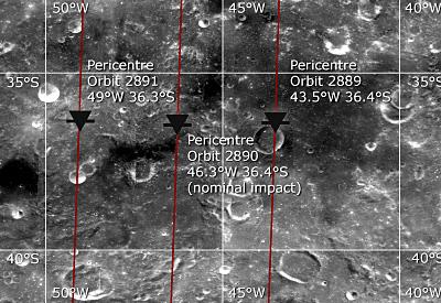 科技时代_SMART-1号撞月时间与位置存在三种可能