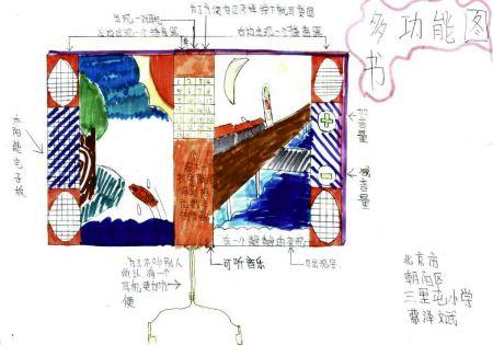 三里屯小学六年级三班/蔡金(木梁)图片