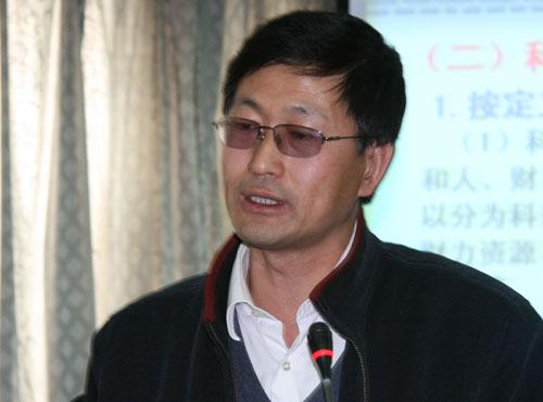 科技时代_图文:中国科普研究所所长任福君演讲