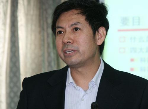 科技时代_图文:北京大学科学传播中心主任吴国盛演讲