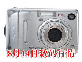 科技时代_14日数码行情:轻薄家用相机仅售1099元