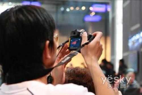 在相机里编辑你的照片智能场景模式篇