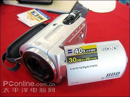 最热销硬盘DV索尼SR42E爆新低3780元