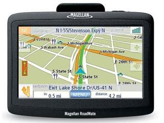 科技时代_CES 2008:麦哲伦发布五款GPS导航新品