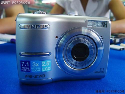 普通家用数码相机奥林巴斯FE270仅999