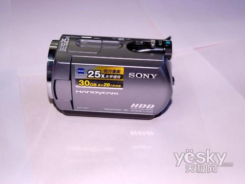 超值家用硬盘DV索尼SR62E仅售3650元