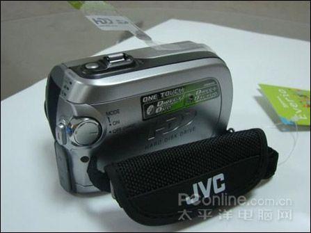 家用硬盘DV首选JVCMG130爆降至3K3