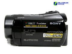 120G硬盘高清DV千万像素索尼SR12E评测