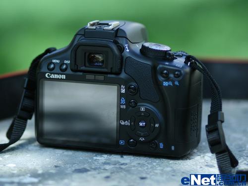 全能入门级单反相机佳能450D试用评测(4)