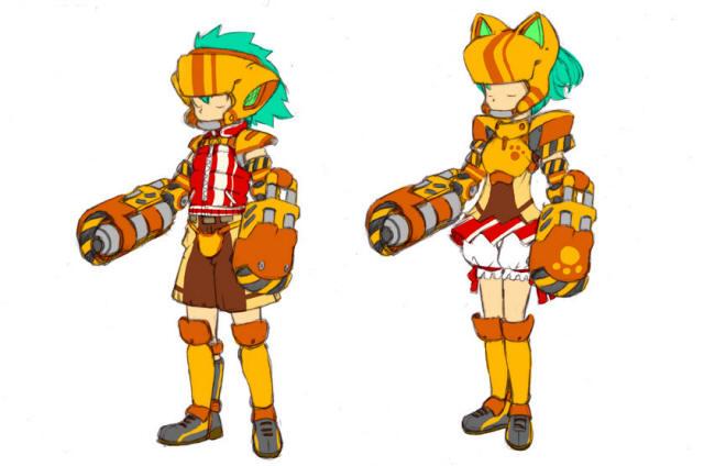 作者:游戏轴心-白昼之月   由台湾天朝数码公司运营的网络游戏《无敌Online》,近期公开了数张游戏人物的套装服饰设定原画。   在本次公布的原画中,包含了可爱风格、诡异特色等各种不同类型的风格,每款套装服饰都将配合不同的策略与招式,并构成千变万化的各种不同格斗画面。