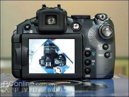 媲美单反相机佳能防抖长焦S5IS破2k8