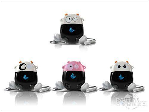 福牛造型MP3创新ZenMoo仅279