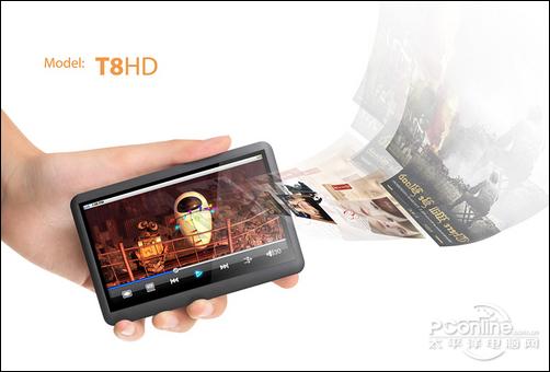 高端电阻式触摸屏幕音悦汇T8HD仅售499