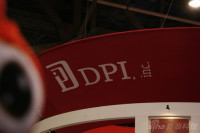 DPI展台