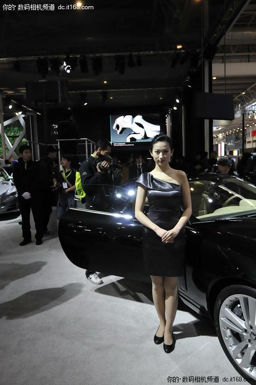 尼康D300s拍摄-N家顶级APS机身 尼康D300s试拍北京车展图片