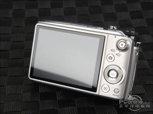 10倍光学变焦镜头卡西欧FH100相机评测