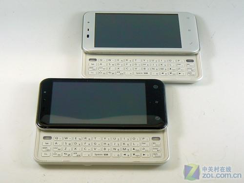 东芝出品最薄最美型的WM智能导航手机