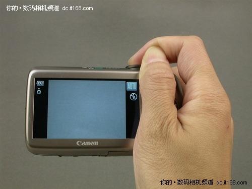 4倍光学变焦镜头佳能IXUS110仅售1650元