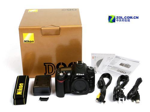 图为:尼康数码单反相机D90(单机不含镜头)-动静表现都强劲 尼康D