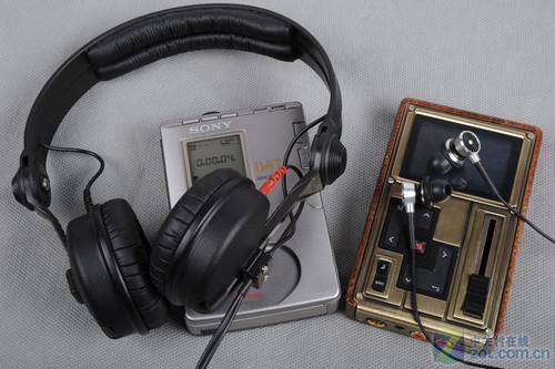 没落的神器SONYDAT试用对比MP3体验