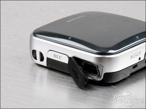 延续经典设计小巧MP3飞利浦SA0283评测