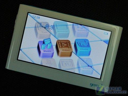 功能全面小巧超低价歌美S5000时尚版评测(2)