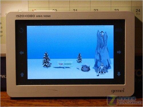 玩转经典游戏FlashPMP歌美HD8900试玩