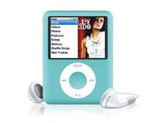 苹果iPod nano 3(4G)