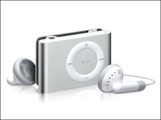 苹果iPod shuffle 4