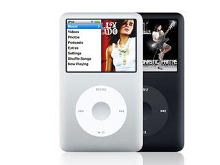 苹果iPod classic(160G)